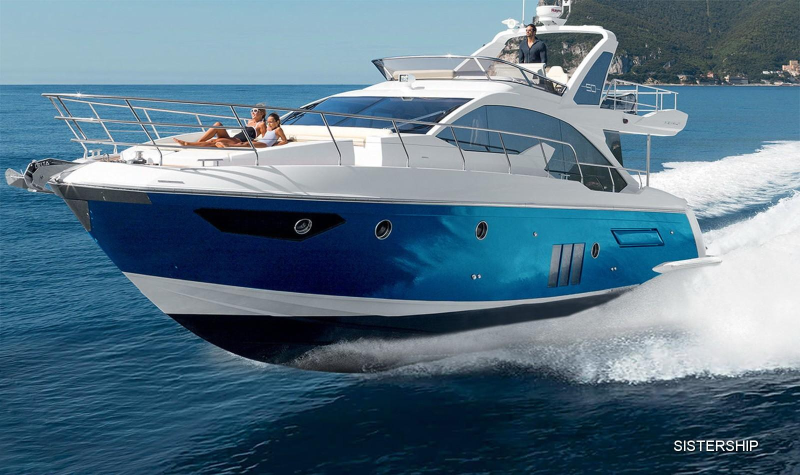 Picture Of:  50' Azimut 50 Flybridge 2016Yacht For Sale   3 of 29