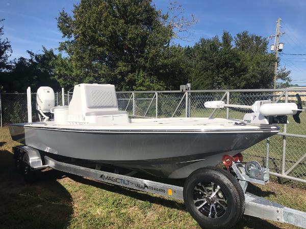 2018 Billfish 24 Bay