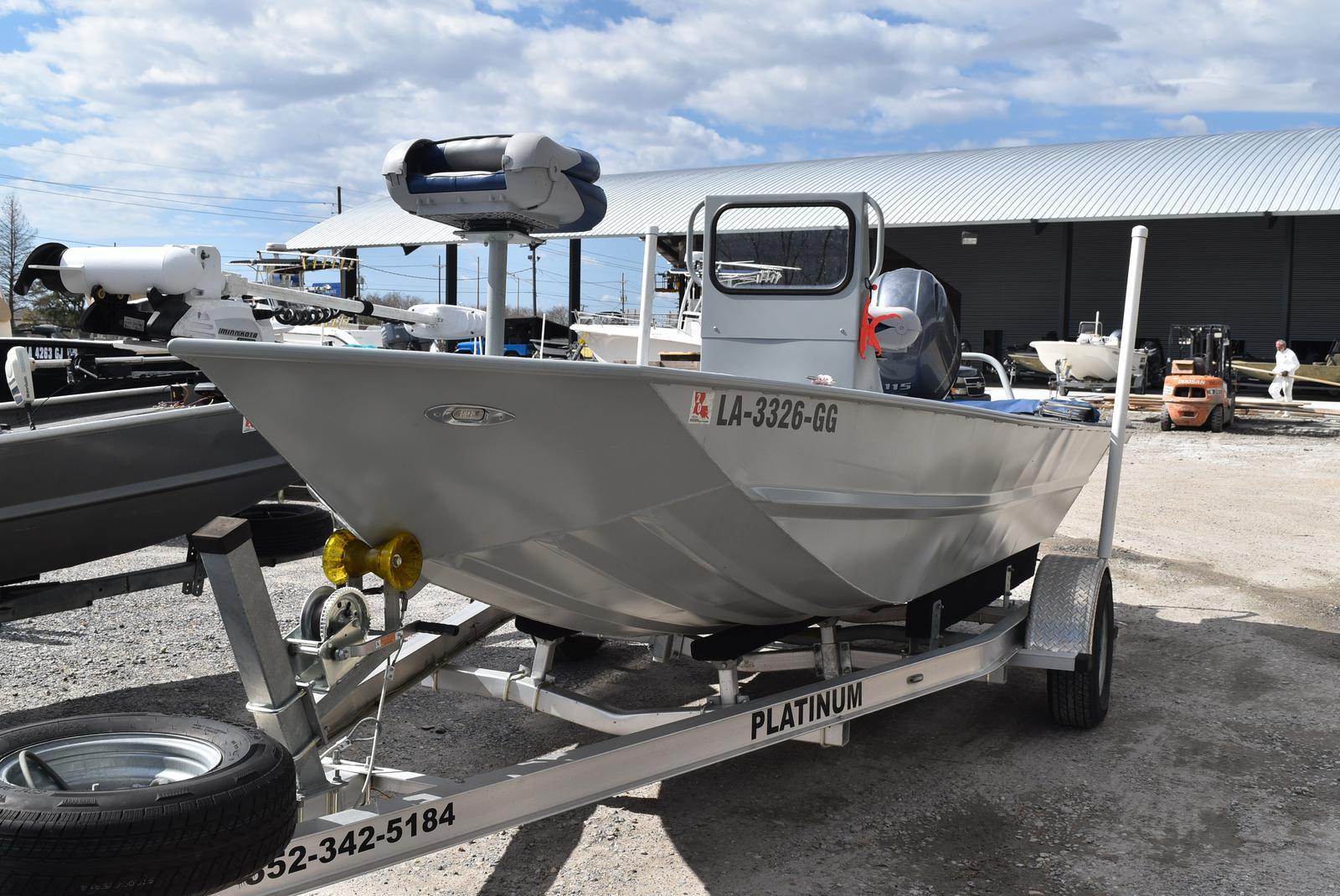 2017 Rockawell boat for sale, model of the boat is Alumafab 20 & Image # 2 of 11