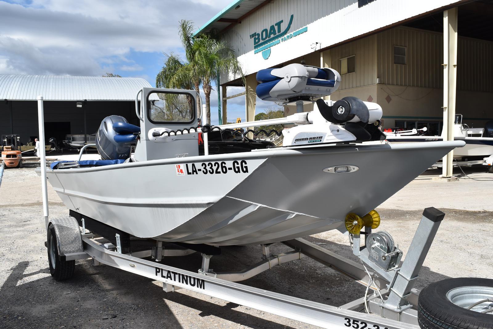 2017 Rockawell boat for sale, model of the boat is Alumafab 20 & Image # 3 of 11