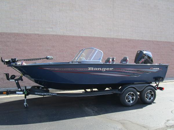 2021 Ranger Boats boat for sale, model of the boat is VX1888WT & Image # 2 of 25