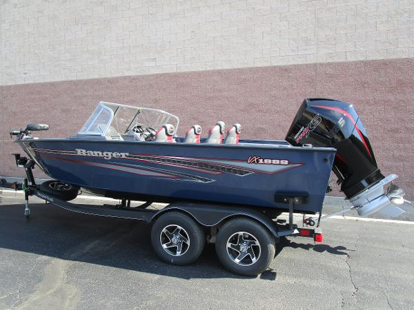 2021 Ranger Boats boat for sale, model of the boat is VX1888WT & Image # 3 of 25