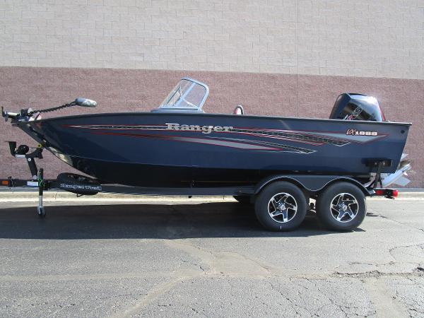 2021 Ranger Boats boat for sale, model of the boat is VX1888WT & Image # 25 of 25