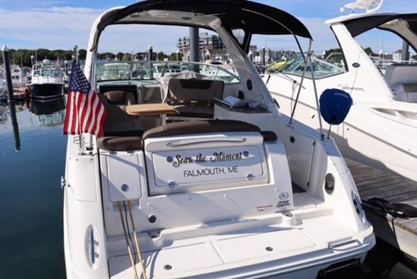 2014 Sea Ray boat for sale, model of the boat is 310 Sundancer & Image # 14 of 14
