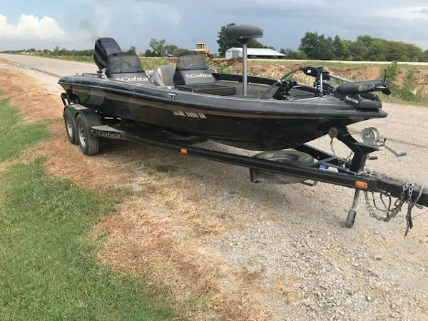 1997 Viper boat for sale, model of the boat is Cobra DC & Image # 2 of 16