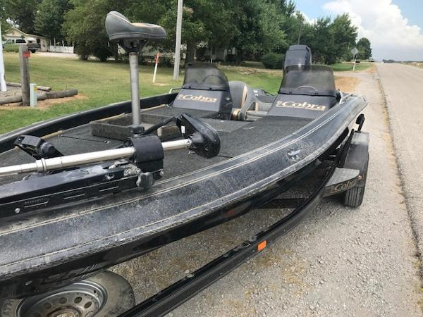 1997 Viper boat for sale, model of the boat is Cobra DC & Image # 5 of 16