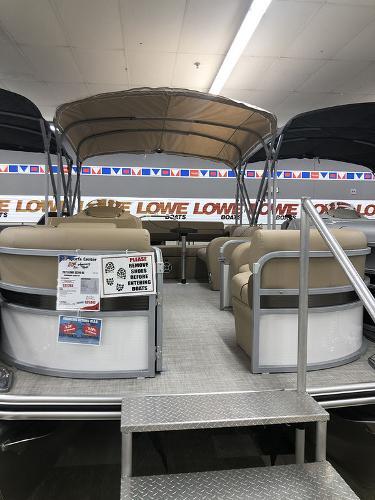 2021 Lowe SS210 CL