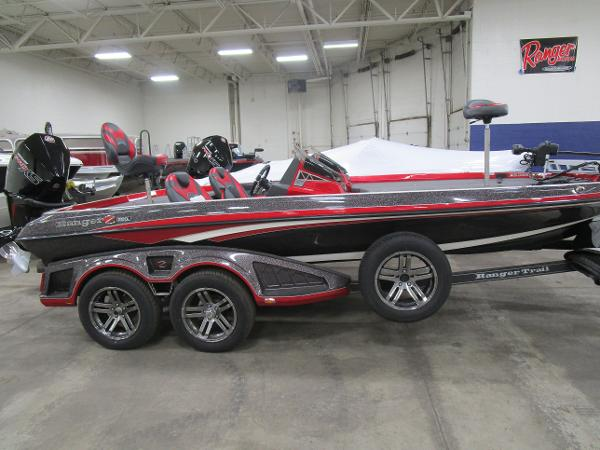 2020 Ranger Boats boat for sale, model of the boat is Z520L & Image # 1 of 20