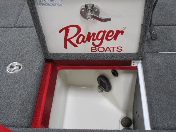 2020 Ranger Boats boat for sale, model of the boat is Z520L & Image # 18 of 20