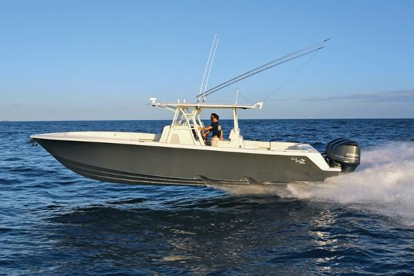 2014 SeaVee 390Z thumbnail