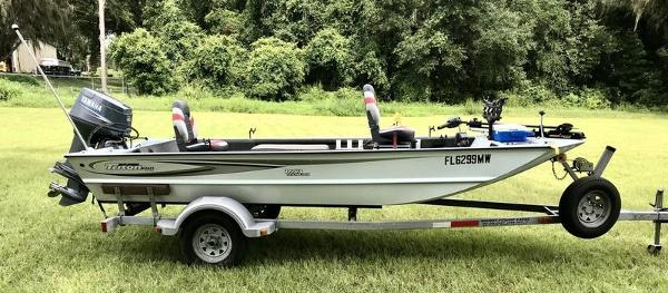 2005 Triton boat for sale, model of the boat is 1653 Stick Steer Boat & Image # 8 of 10