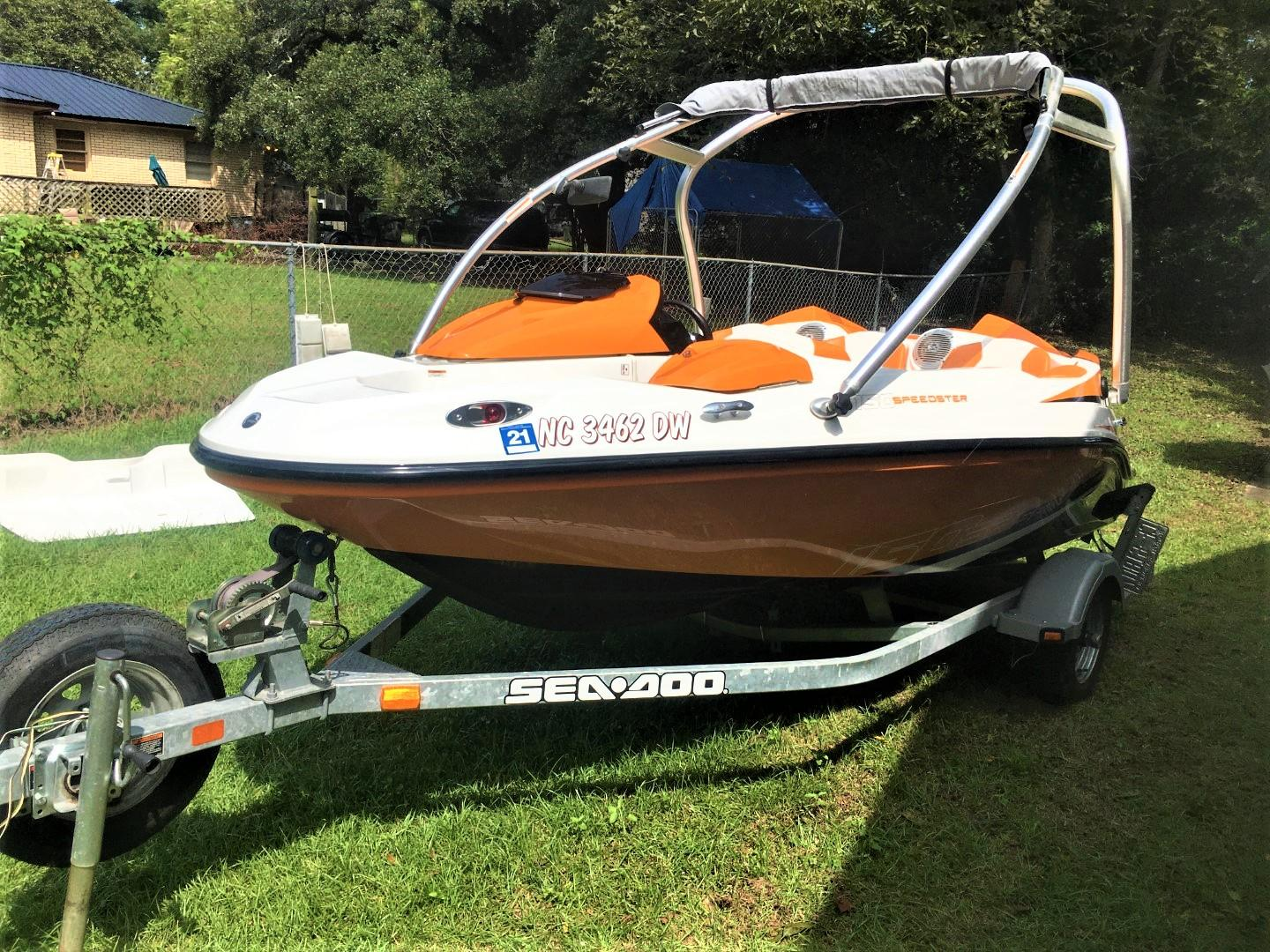 2012 Sea-Doo 150 Speedster