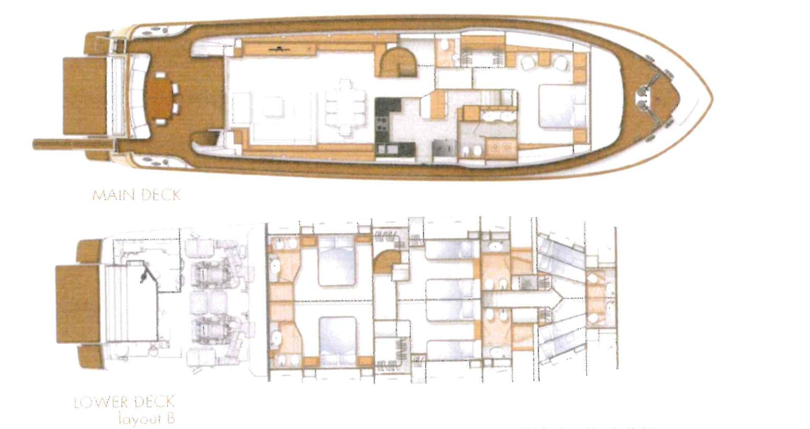 2013 Ferretti Custom Line 86' ''Slainte III
