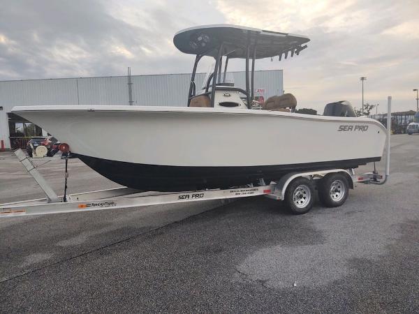 2021 SEA PRO 219 CC for sale