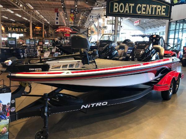 2020 Nitro boat for sale, model of the boat is Z19 & Image # 1 of 45