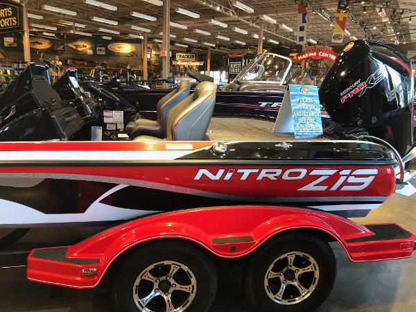 2020 Nitro boat for sale, model of the boat is Z19 & Image # 2 of 45