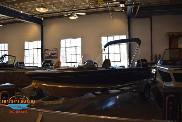 2021 Lund boat for sale, model of the boat is 1800 Alaskan SS & Image # 2 of 35