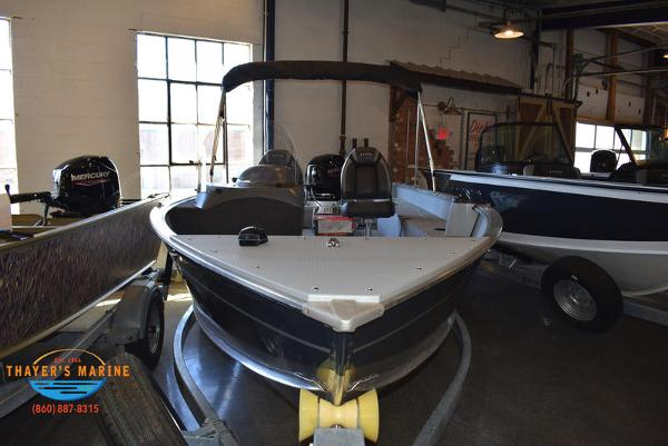 2021 Lund boat for sale, model of the boat is 1800 Alaskan SS & Image # 4 of 35