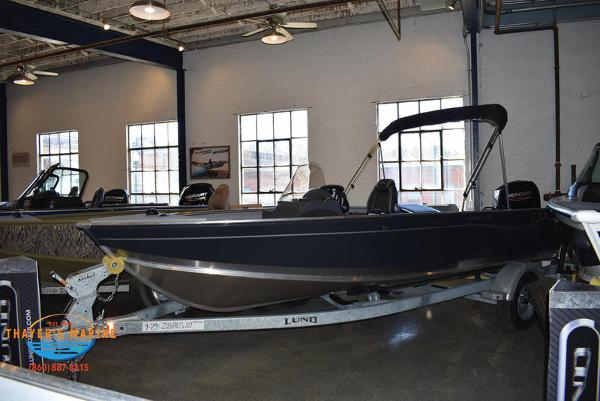 2021 Lund boat for sale, model of the boat is 1800 Alaskan SS & Image # 1 of 35