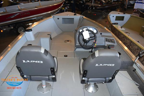 2021 Lund boat for sale, model of the boat is 1800 Alaskan SS & Image # 23 of 35