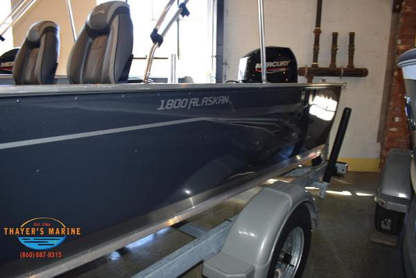 2021 Lund boat for sale, model of the boat is 1800 Alaskan SS & Image # 32 of 35