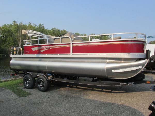 2021 Ranger Boats boat for sale, model of the boat is 200 Fish & Image # 1 of 25