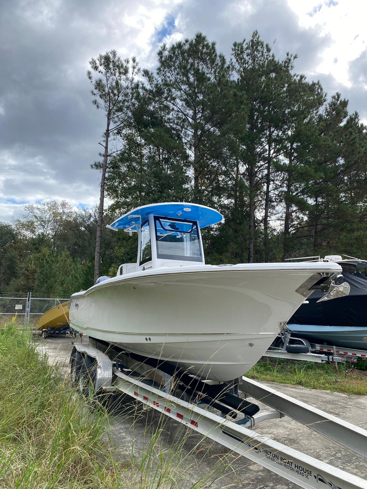 2021 Sea Hunt SH ULTRA 265 SE