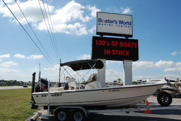 2007 KEY WEST 216BR for sale