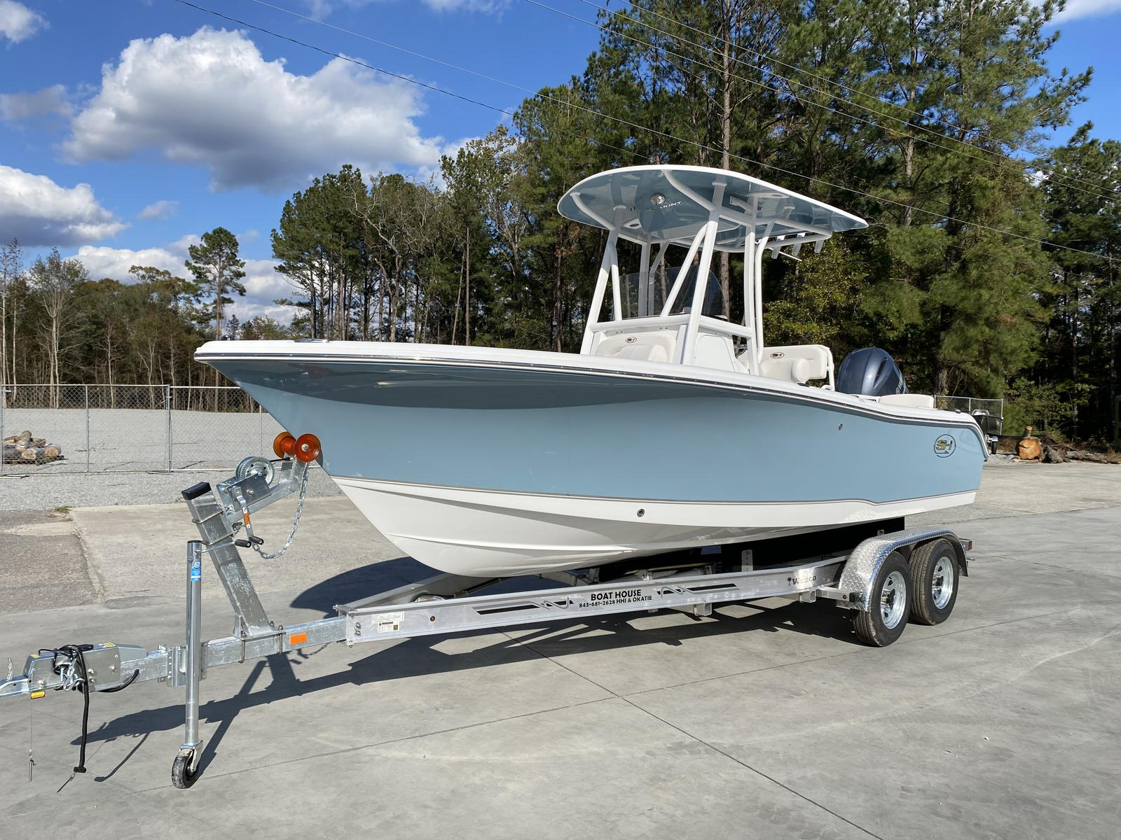 2021 Sea Hunt SH Ultra 219