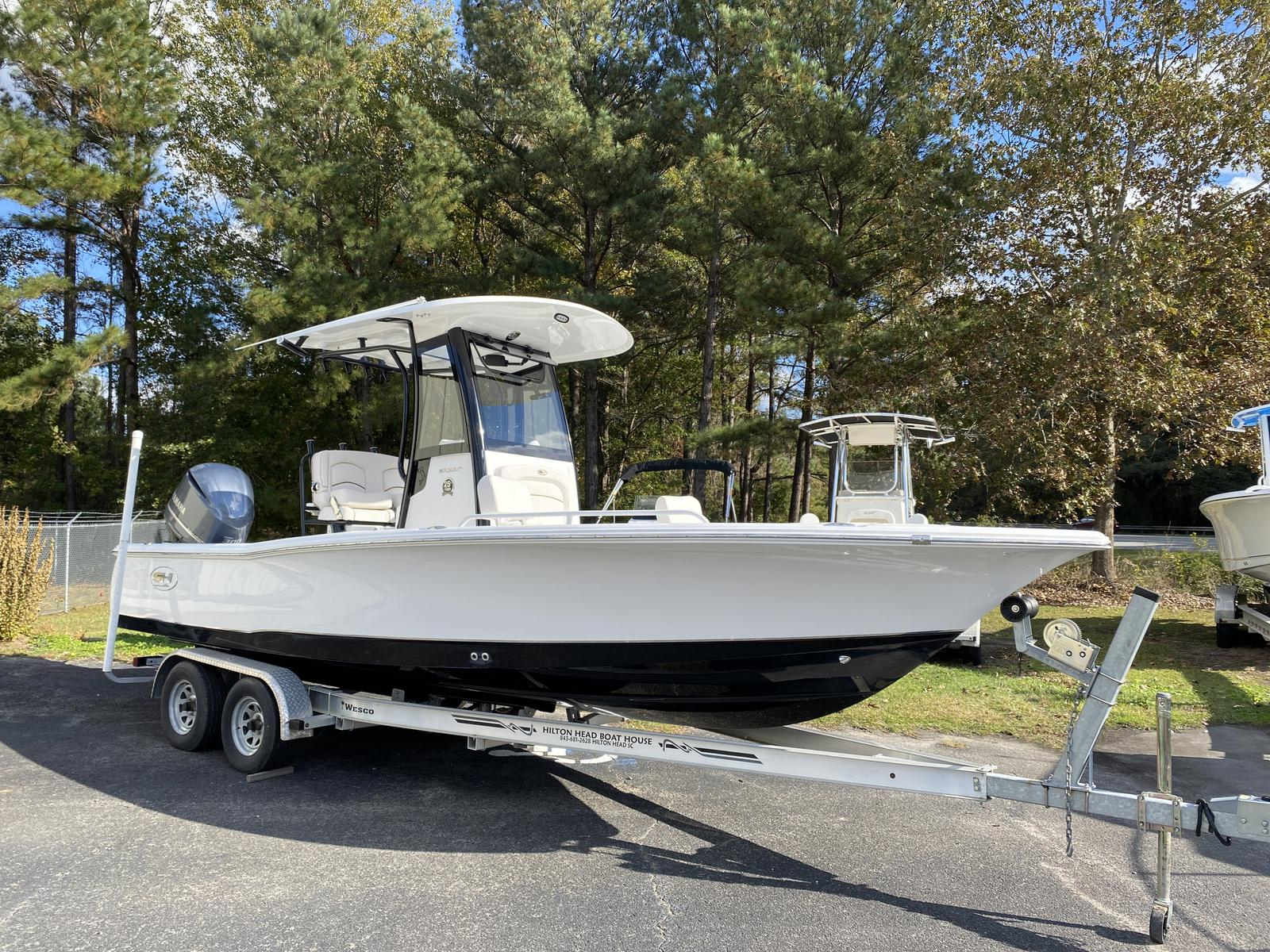 2021 Sea Hunt SH BX 25 FS