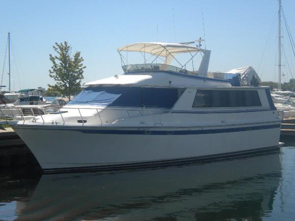 1988 VANTARE 58 Motor Yacht thumbnail