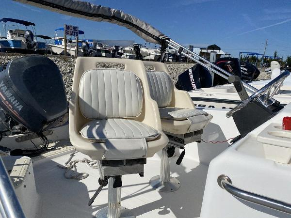 2000 Sea Pro boat for sale, model of the boat is 180CC & Image # 4 of 8