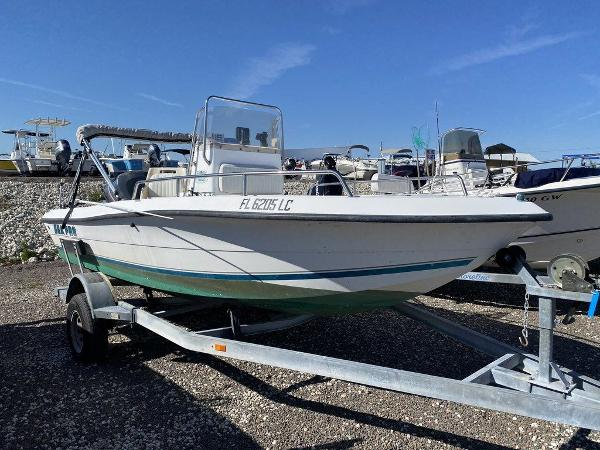 2000 Sea Pro boat for sale, model of the boat is 180CC & Image # 6 of 8