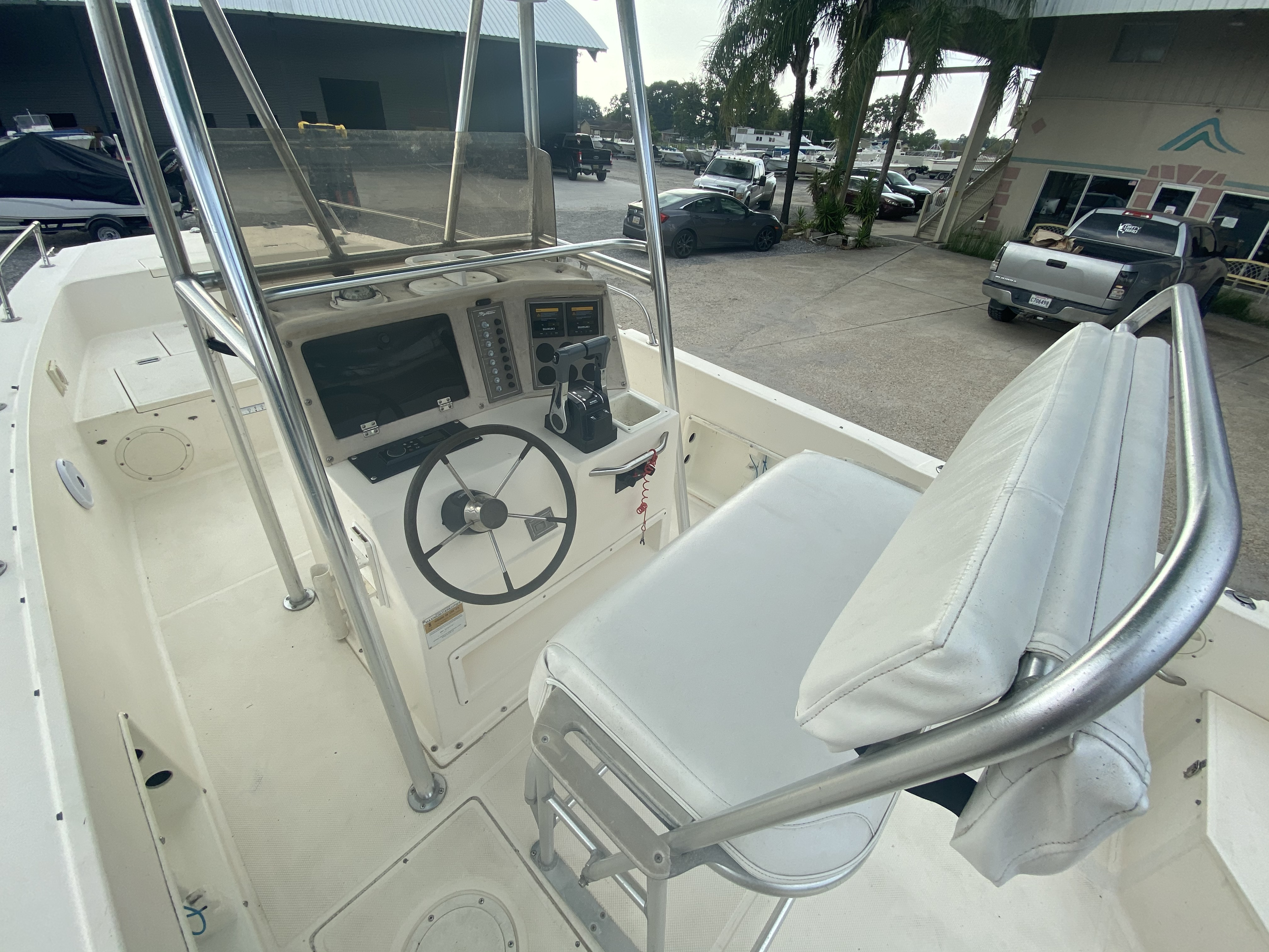 1996 Sea Cat boat for sale, model of the boat is 215 SL1 & Image # 14 of 25