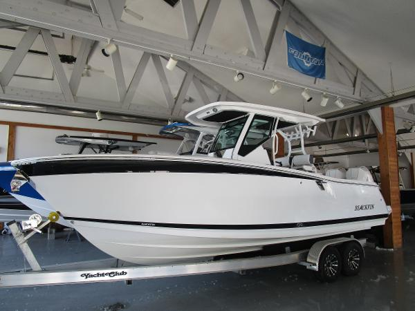 2021 Blackfin boat for sale, model of the boat is 272CC & Image # 1 of 30