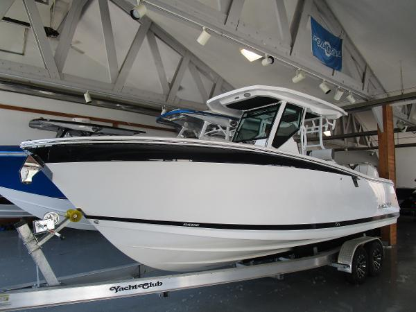2021 Blackfin boat for sale, model of the boat is 272CC & Image # 2 of 30