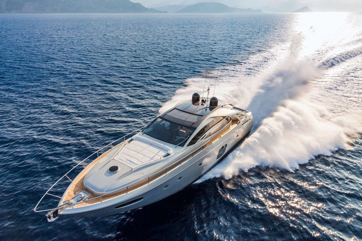 Picture Of:  70.4' Pershing 70 2016Yacht For Sale | 3 of 33