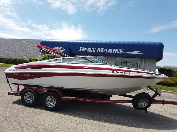 2008 Crownline boat for sale, model of the boat is 21 SS & Image # 2 of 10