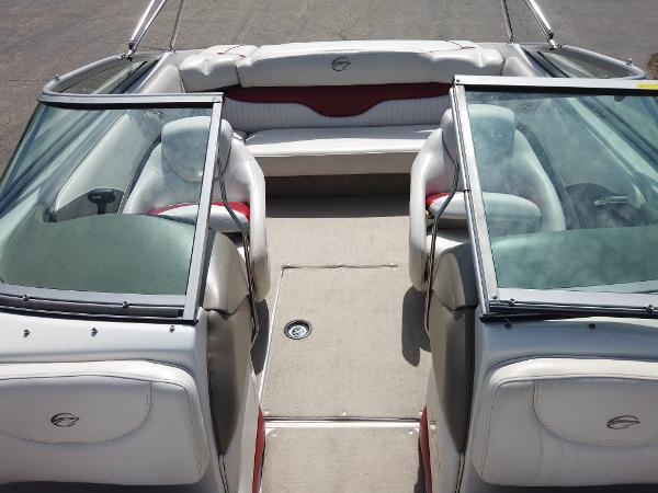2008 Crownline boat for sale, model of the boat is 21 SS & Image # 6 of 10