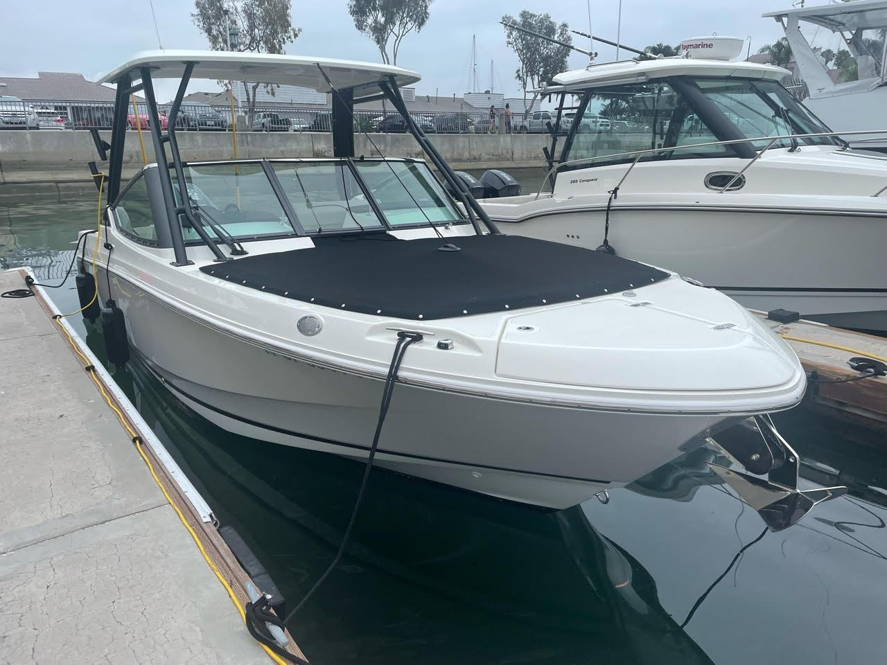 2021 Boston Whaler 240 Vantage #TB1419RL inventory image at Sun Country Coastal in Newport Beach