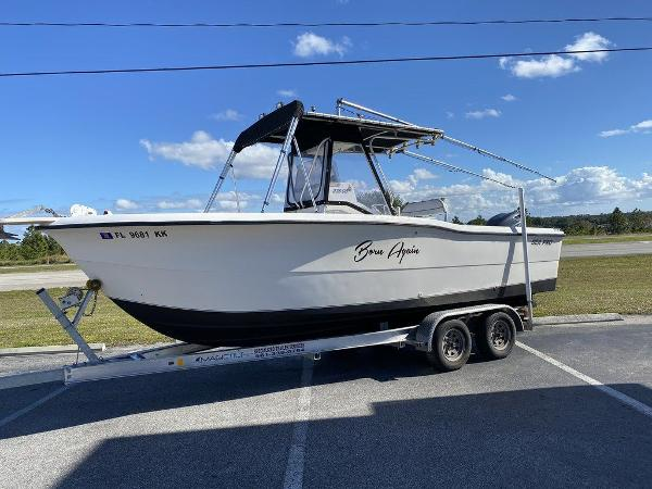 1998 SEA PRO 235CC for sale