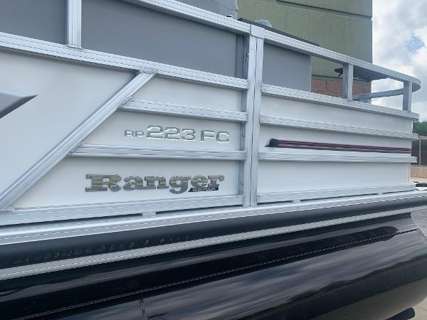 2021 Ranger Boats boat for sale, model of the boat is 223FC & Image # 22 of 25