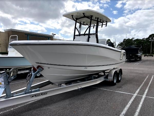 2021 Mako boat for sale, model of the boat is 236 CC & Image # 1 of 43