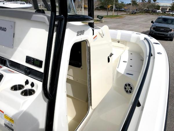 2021 Mako boat for sale, model of the boat is 236 CC & Image # 17 of 43