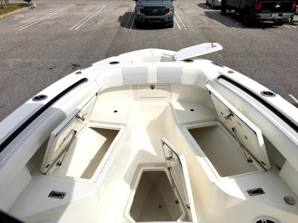 2021 Mako boat for sale, model of the boat is 236 CC & Image # 22 of 43