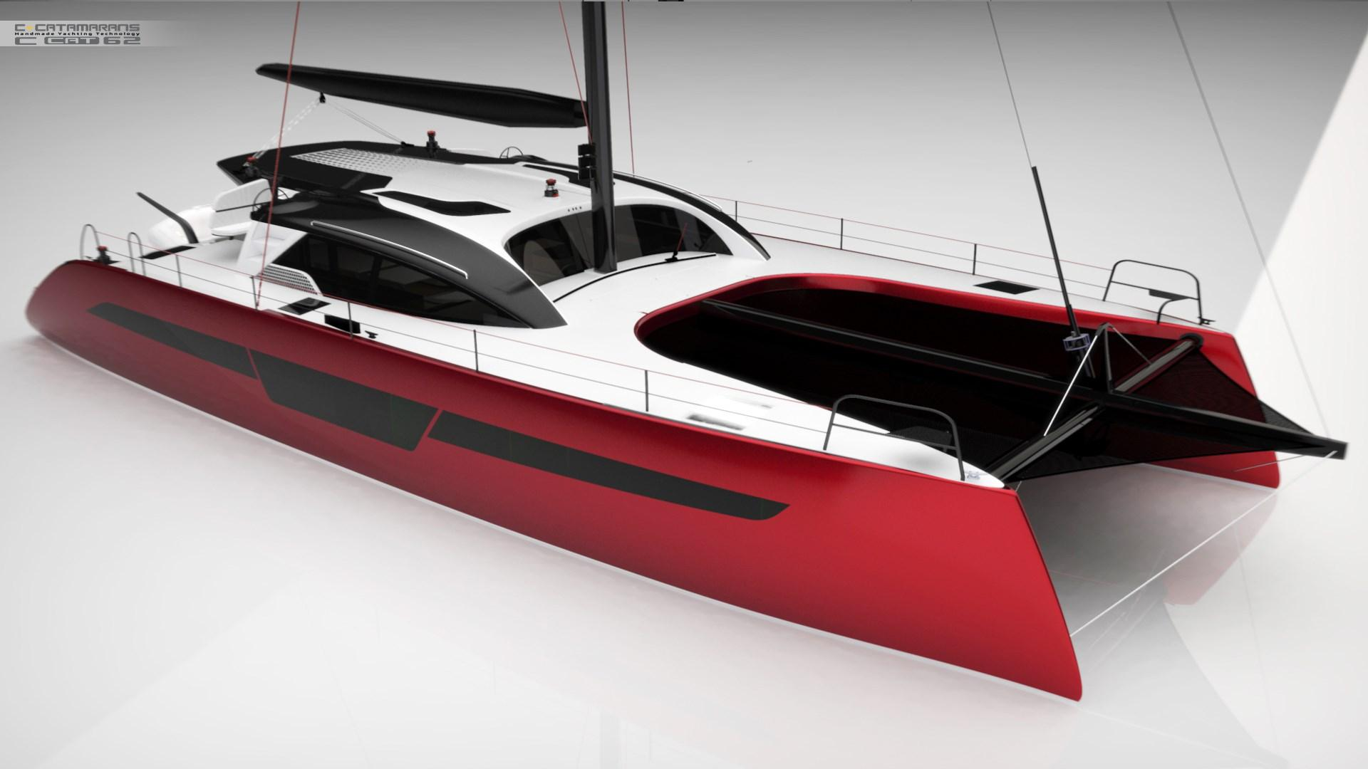 Custom C-Catamarans C-Cat 62