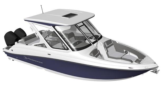 2022 Finseeker 280 DC