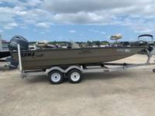 2015 ALUMACRAFT MV 2072