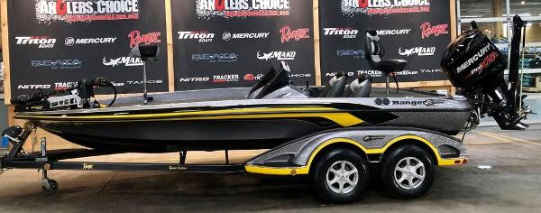 2012 Ranger Boats boat for sale, model of the boat is Z520 & Image # 1 of 17