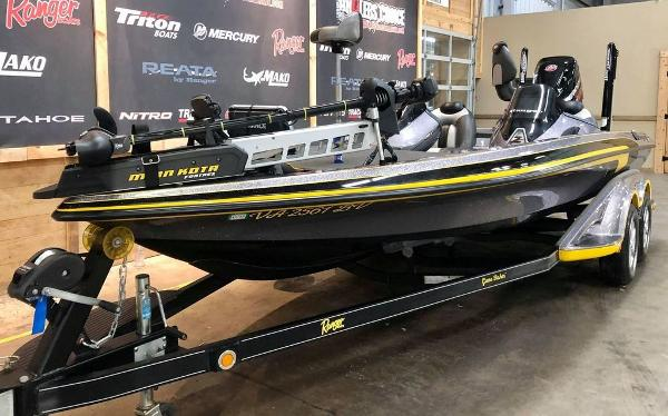 2012 Ranger Boats boat for sale, model of the boat is Z520 & Image # 4 of 17